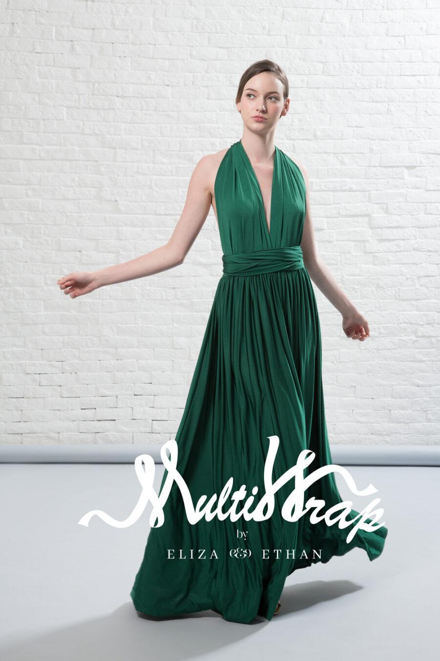 Eliza Ethan - Robe de cérémonie et de robe de cortège de couleurs à décliner et agréables - Boutique Elle a dit Oui by Elsa Gary Caen